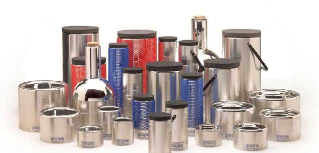 a range of Dewar Flasks