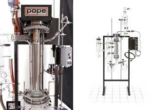 Wiped Film Evaporator: Vacuum Distillation | Molecular
